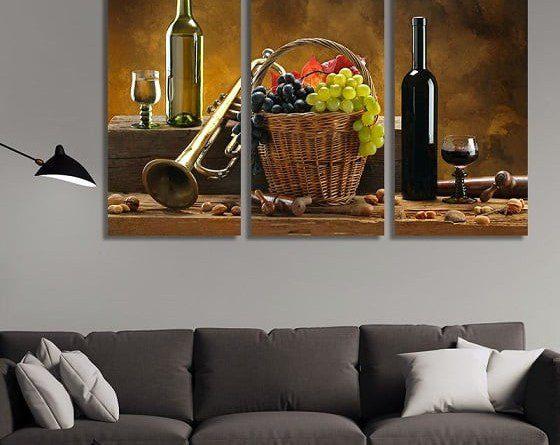 Красиви идеи за кухнята: Изберете картини според стила на интериора